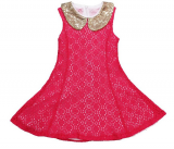 Robe fille chic
