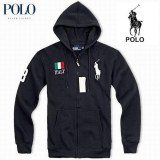Give you our most fashion style of polo hoodies.