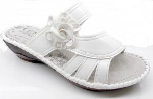 Sandale confort à fleure