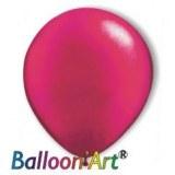 Sachet de 100 ballons Fuschia