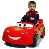 Toys Toys Disney Cars Flash Mac  Queen à Pédales