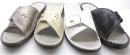 Sandale à motif