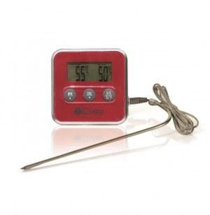 Thermomètre à sonde + minuteur