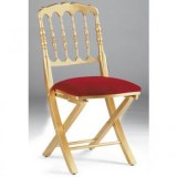 Grossiste vend chaises Napoléon III pliantes neuves