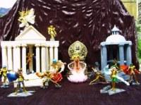 Figurine résine rare SAINT SEIYA HADES