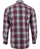 Chemise carreaux rouge