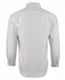 Chemise satiné blanche