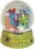 2 Boules de Neige Spiderman
