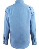 Chemise oxford bleu de ville