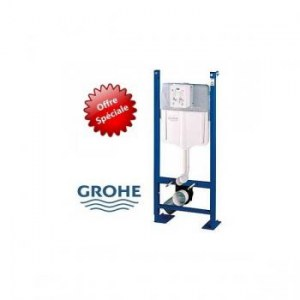b ti support rapid sl grohe plaque chrom e destockage grossiste. Black Bedroom Furniture Sets. Home Design Ideas