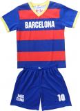 Ensemble de foot Barcelone
