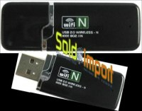 WIFI  usb2 _ N draft - B - G