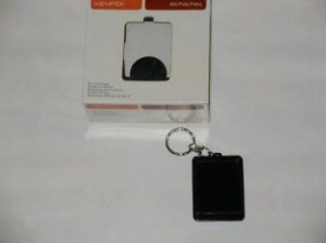 Porte-clef Keypix cadre photo  neuf