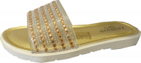 Claquette perle brillant