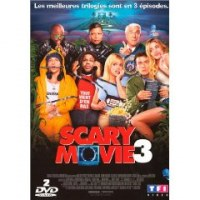 DVD Scary movie 3