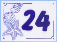 Plaques et numéros maison