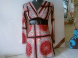 Tunique style chinoise nouvelle collection