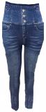Leggings effet jean