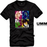 Destockage T-shirts de marque UMM  homme