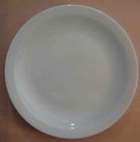 Déstockages  650 assiette dessert porcelaine