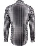 Chemise col boutonné slim
