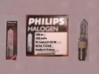 AMPOULE halogene pour projecteur