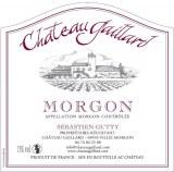 Viticulteur vend  Morgon Chateau Gaillard