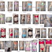 300 ensembles de lingerie