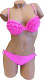 Bikini plissé