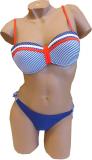 Bikini Mariniere tri color
