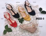 Sandale compensé tendance