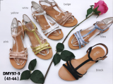 Sandale grande taille tendance