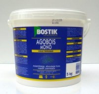 LOT COLLE BOSTIK!! COLLE A BOIS AGOBOIS MONO