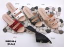 Sandale compensé grande taille