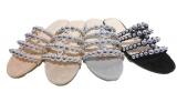 Sandale perle tendance