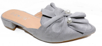 Mocassin ouvert pointue