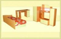 Chambre d'enfant complète
