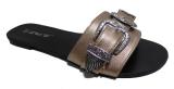 Sandale double ceinture