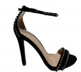 Sandale à talon tendance