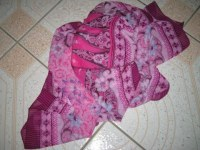 Mix foulard et chale
