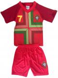 Ensemble foot Portugal