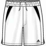 Adidas Tennis Short Resp. C Wov