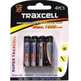 Piles recheargables AAA - TRAXCell 1600mAh Ni-MH