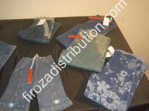 Jeans Enfants CLAYEUX
