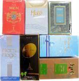 Lot parfums pour homme