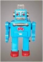 Robot des Années 60/70