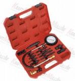 KRZFTMULLER,Testeur de pression de compression de moteur diesel 16pc