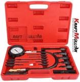 KRAFTMULLER,kit 17 testeurs de Compression pour Diesel en cuivre et Acier Inoxydable te...