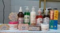 Liquidation produit cosmétique naturel