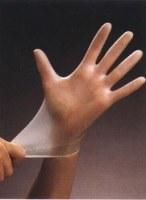 Gant d'examen Vinyl poudres et nonpoudres